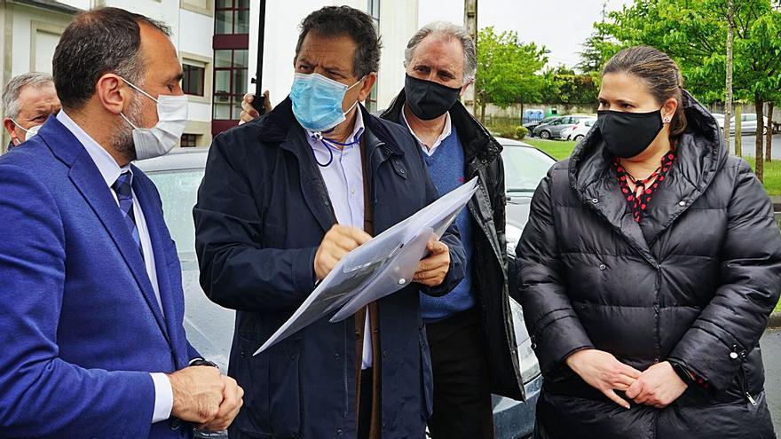 Luz verde a la reforma del ambulatorio de Bergondo