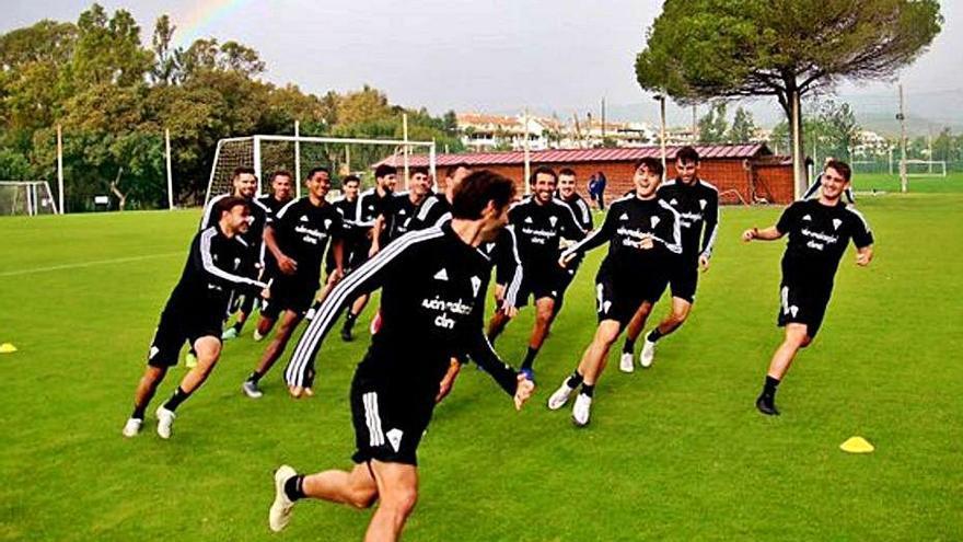 El Marbella FC necesita los tres puntos de Las Palmas