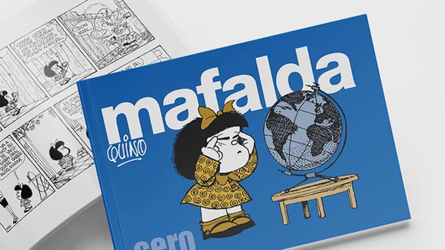 Consigue con FARO la colección de Mafalda al completo