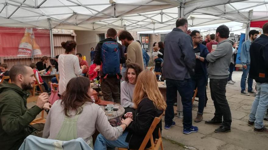 El FABA de Manresa busca implicar a la ciutadania en el festival amb una campanya de micromecenatge