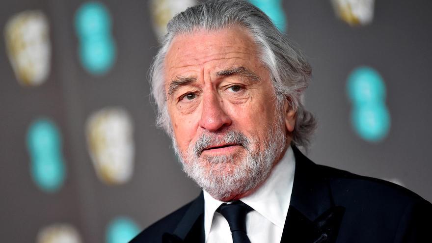 Robert De Niro sufre un accidente durante el rodaje de la nueva película de Scorsese