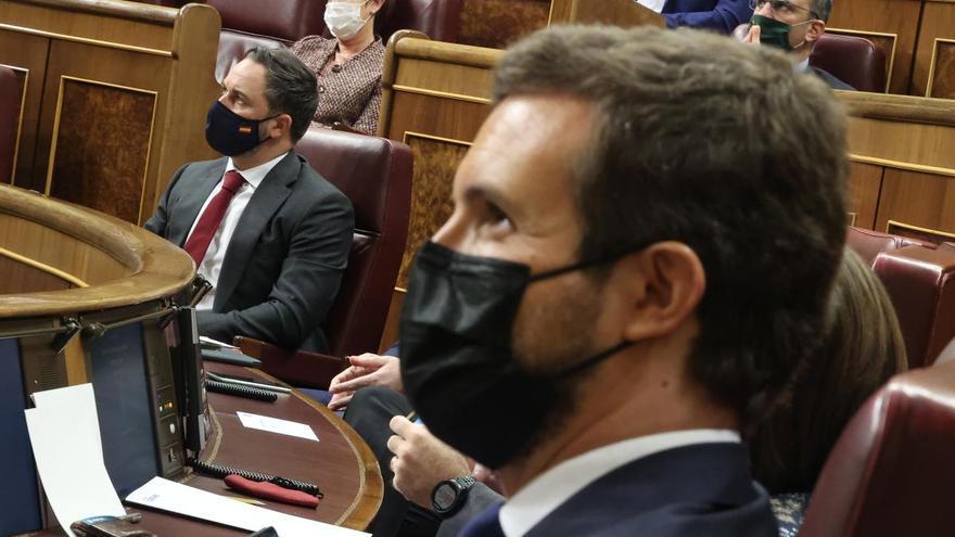 El PP condena el discurso antieuropeísta de Vox