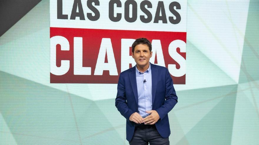 TVE posa data al final de 'Las cosas claras' i a la sortida de Jesús Cintora
