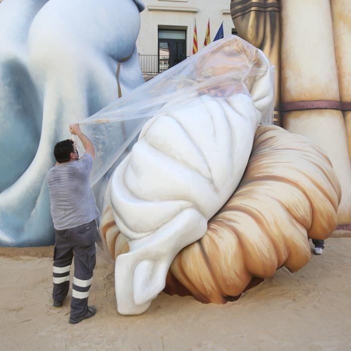 El Belén gigante de Alicante