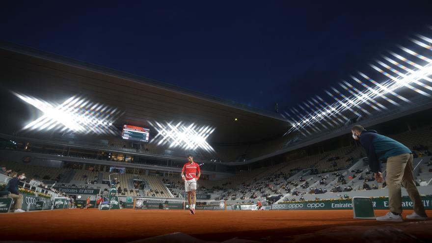 Roland Garros se abrirá al público, pero pedirá acreditar la vacunación o un test negativo