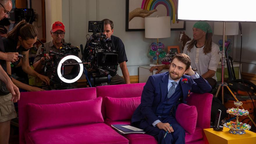 """Daniel Radcliffe: """"Me encanta el ritmo de la televisión"""""""