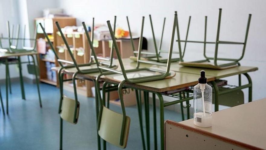 CANARIAS.-Coronavirus.- Canarias cuenta con 179 alumnos y 34 profesores con covid-19