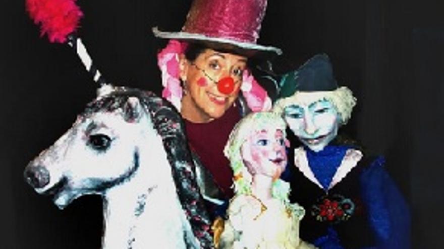 Cenicienta en el Circo