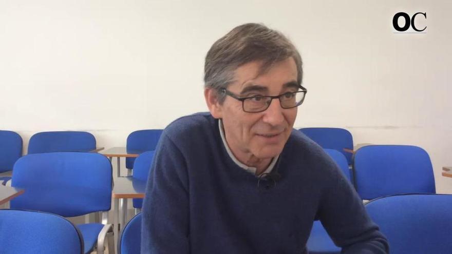 """Fernando Vázquez: """"Ás veces gustaríame ser afeccionado"""""""