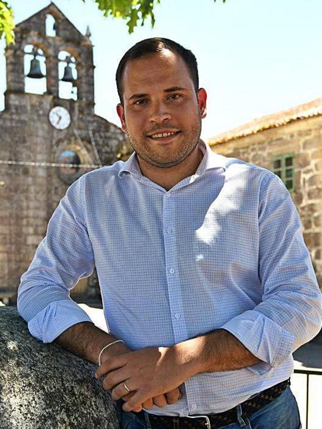 Jorge Cubela, en su actual y tercer mandato.