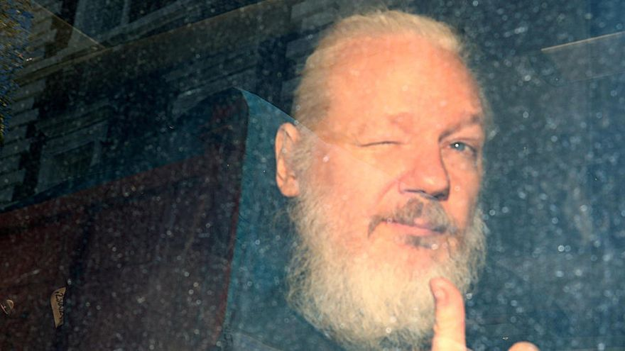Assange: una década atrapado en el laberinto judicial