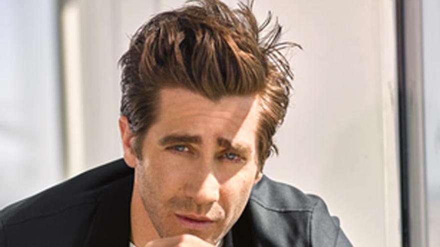"""Jake Gyllenhaal: """"Sin mis gafas, podría decir que soy legalmente ciego"""""""