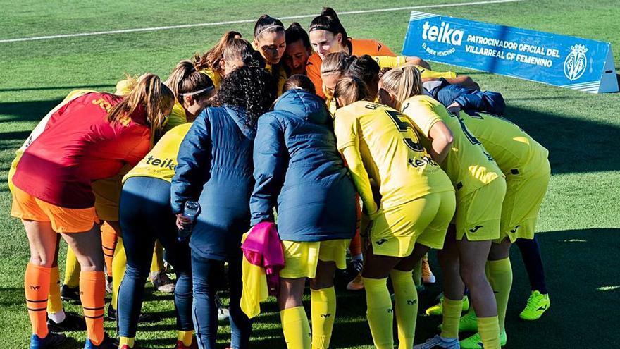 El partido por el ascenso del Villarreal femenino, en Medi TV