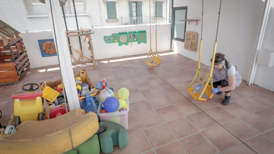 A partir del lunes se podrá solicitar plaza en una escoleta municipal en Palma