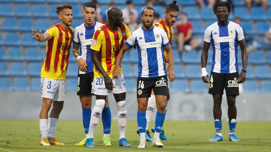 El Hércules de Sergio Mora se atasca en el Rico Pérez (0-0)