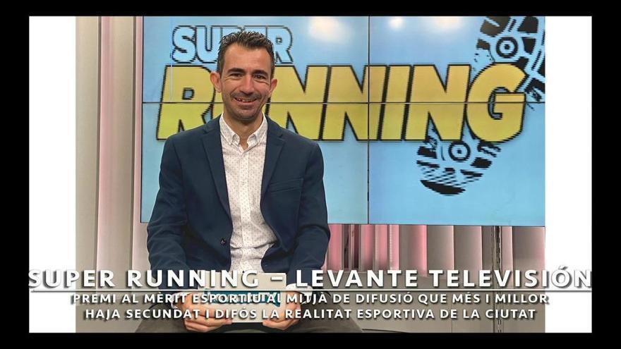 Super Running recibe el premio de la Fundación Deportiva Municipal