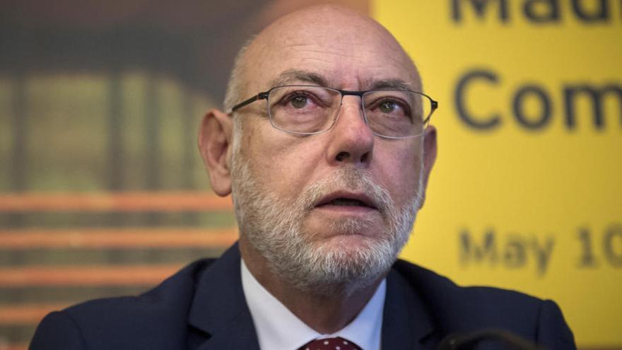 """Maza dice que dimitir sería """"cobarde e irresponsable"""""""
