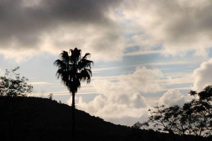 Miércoles con nubes y llluvias