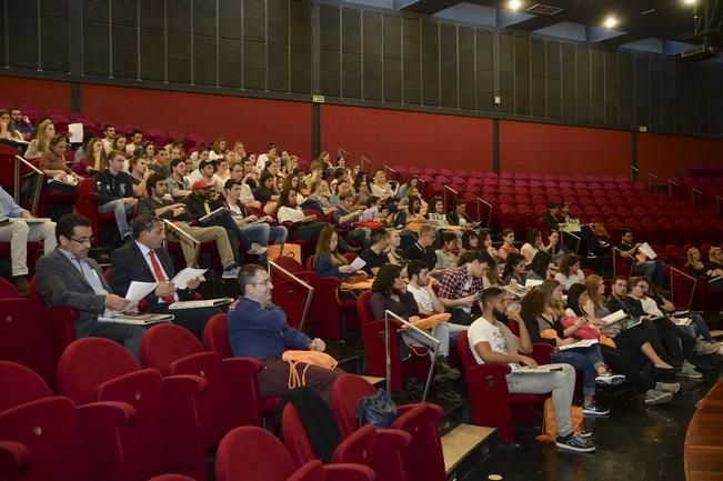 ESTUDIANTES INTERCAMBIO ULPGC