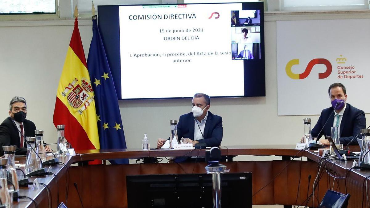 Jose Manuel Franco encabeza la profesionalización del fútbol profesional.