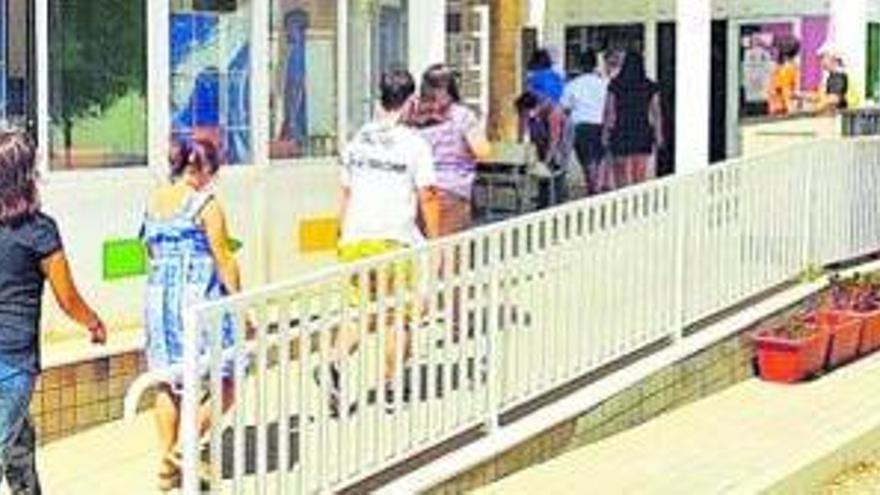 El virus impide integrar a cientos de alumnos de Educación Especial