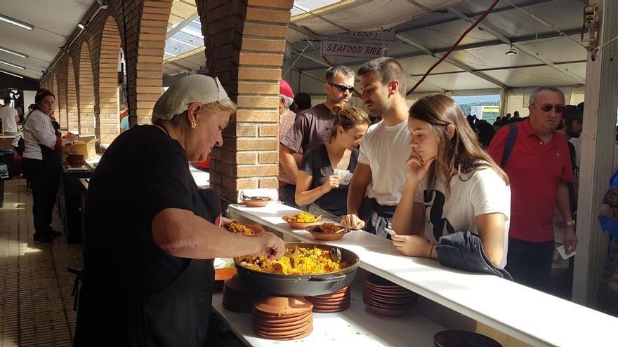 Cacabelos manda iniciar la preparación de la Festa do Marisco del Xacobeo