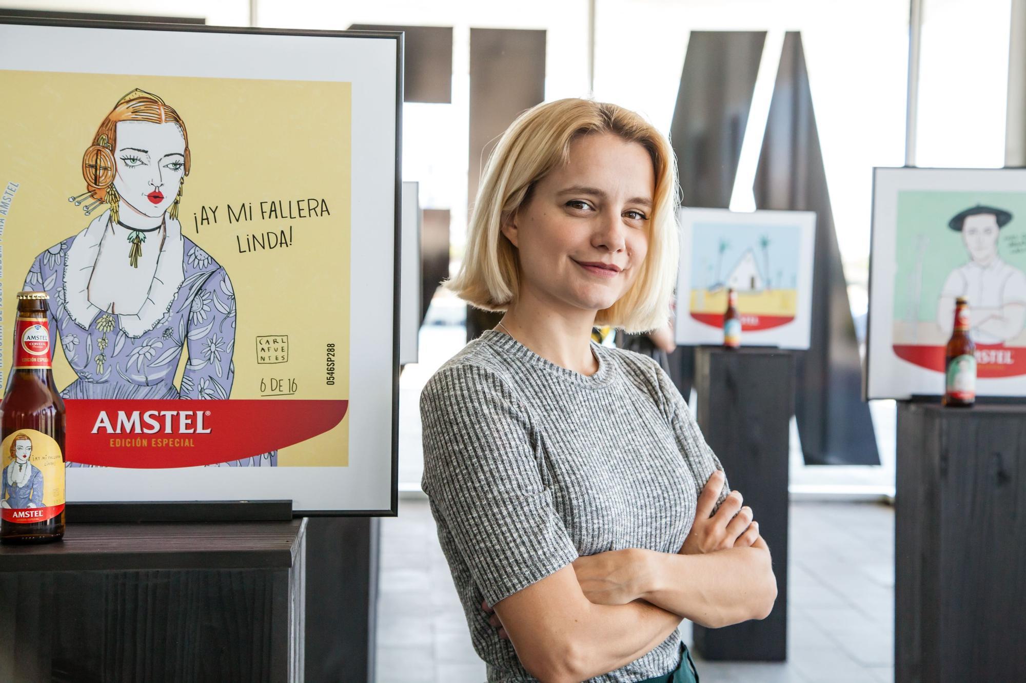 Talentos valencianos comparten con Amstel las fiestas navideñas