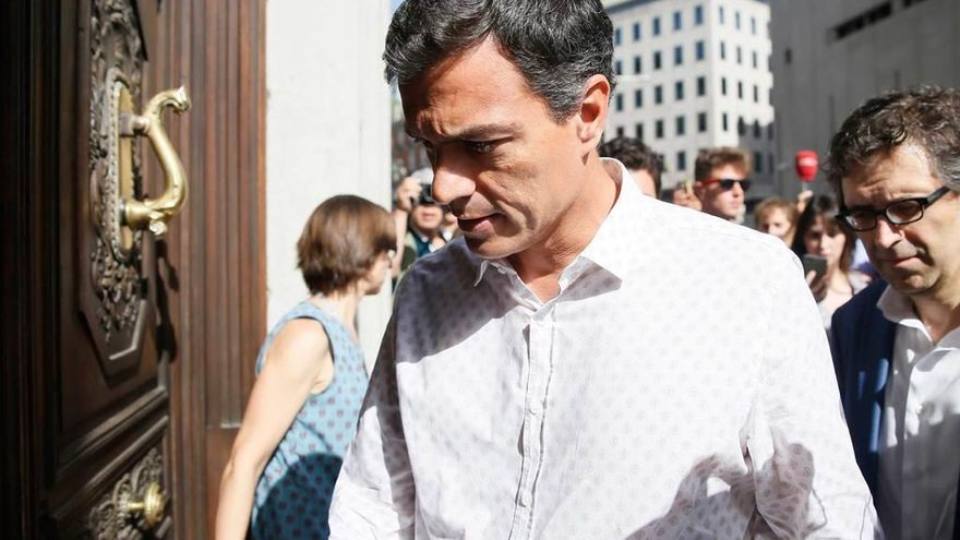 Sánchez tiene garantizado el respaldo de más del 60% de los delegados al congreso