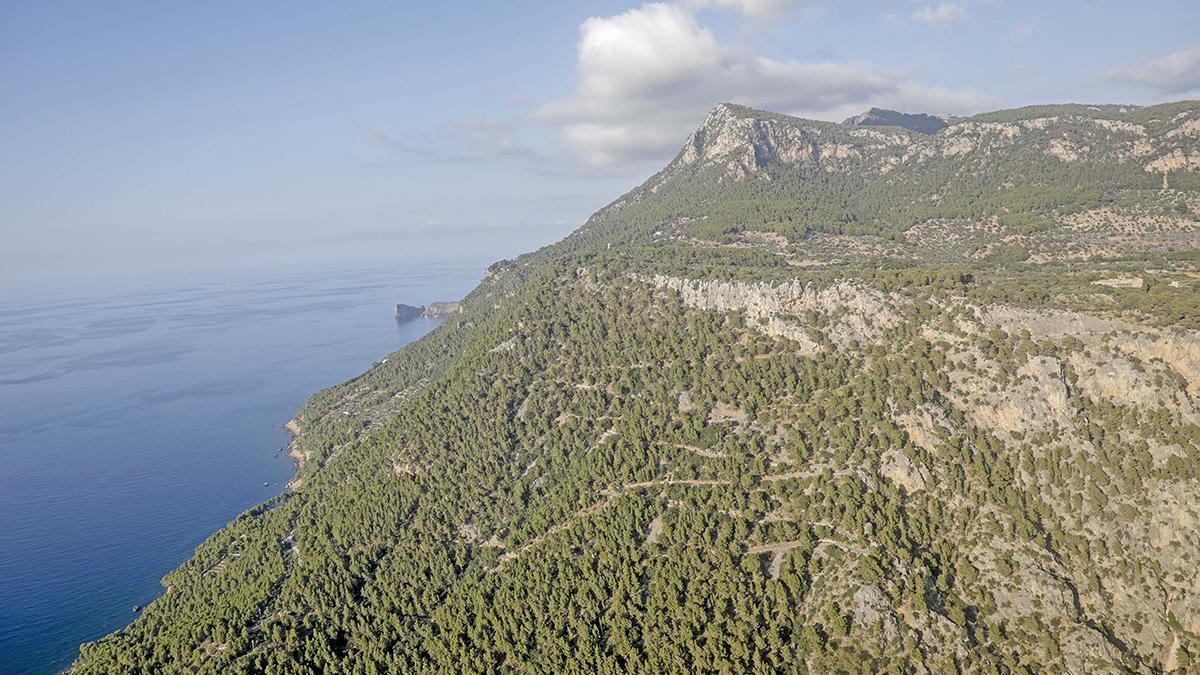 La Serra de Tramuntana és Patrimoni de la Humanitat.