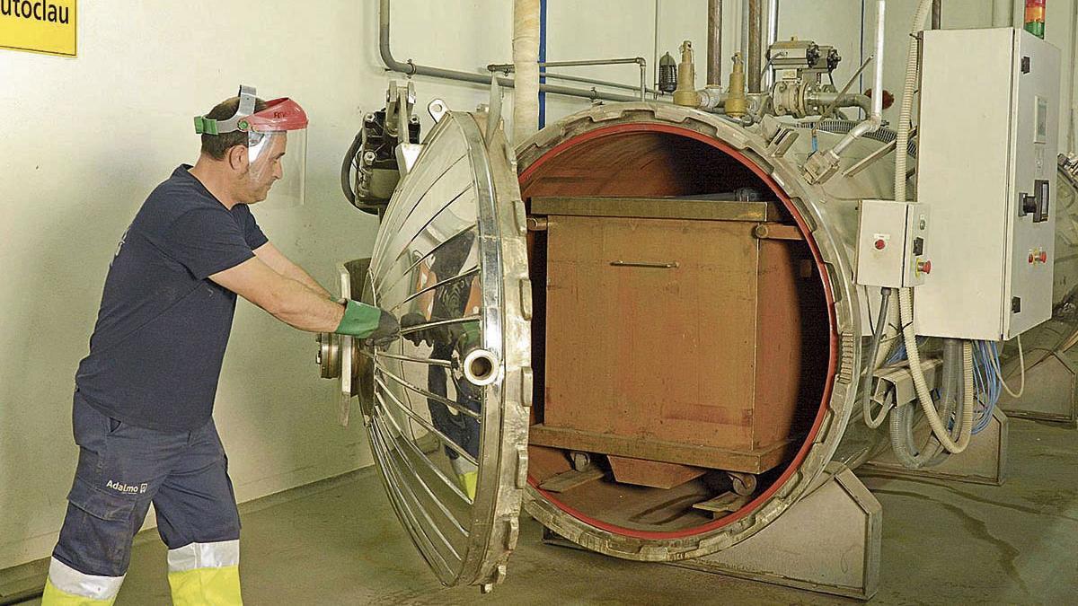 AdalmoLa empresa mallorquina se dedica a la gestión de residuos desde hace más de 50 años.