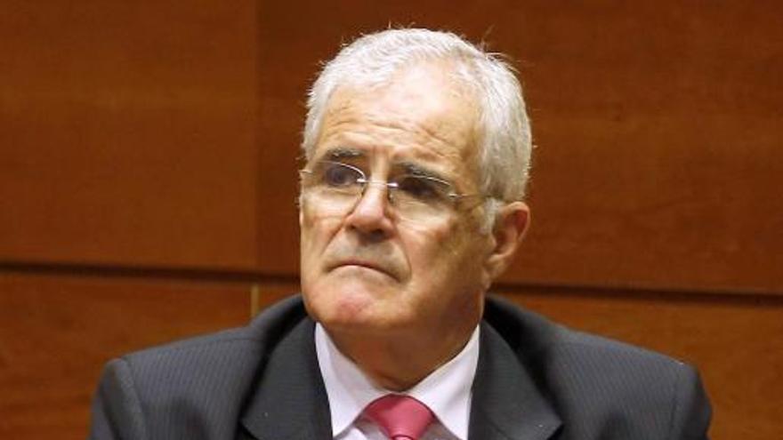 Muere a los 69 años el fiscal superior de Cataluña, José María Romero de Tejada
