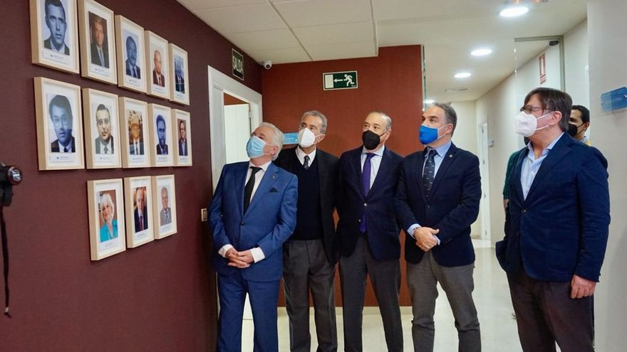 "Cinco presidentes del PP malagueño se conjuran antes de un congreso ""raro"" por la pandemia"
