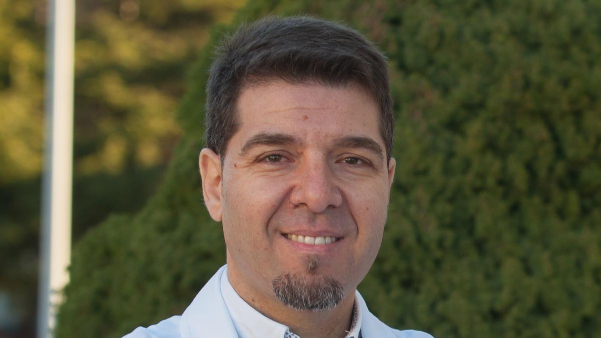 Silve Vicent Cambra, investigador monovero del Programa de Tumores Sólidos del CIMA de la Universidad de Navarra.