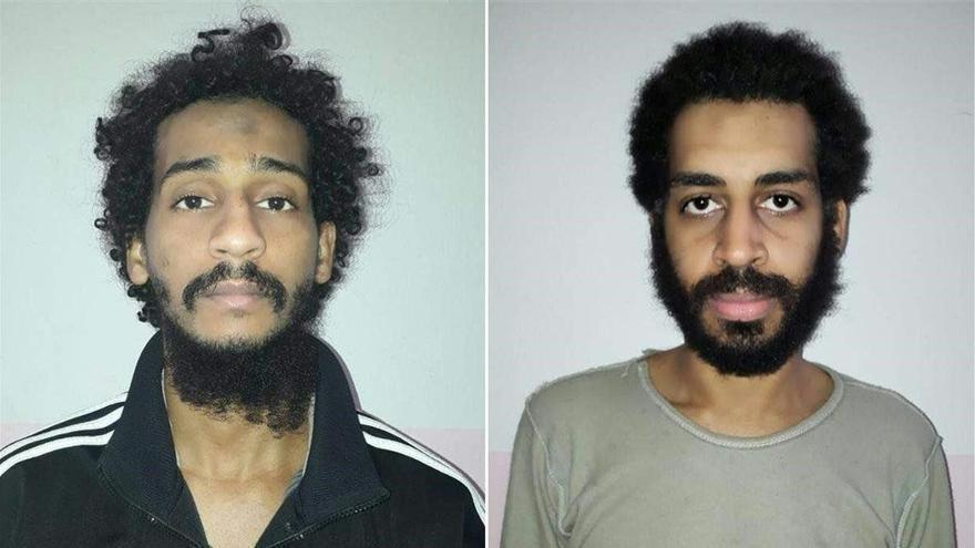 Un terrorista de los 'Beatles' del Estado Islámico se declara culpable de múltiples cargos en EEUU