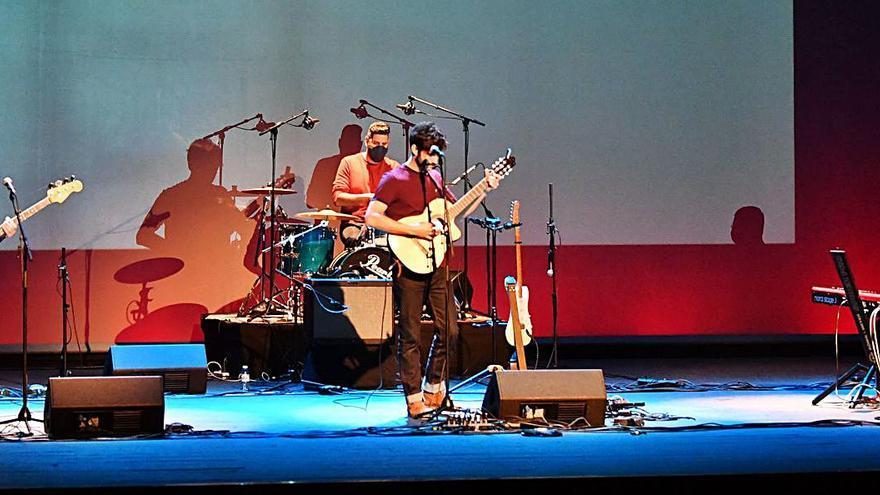 Final de los premios Narf en el Teatro Colón