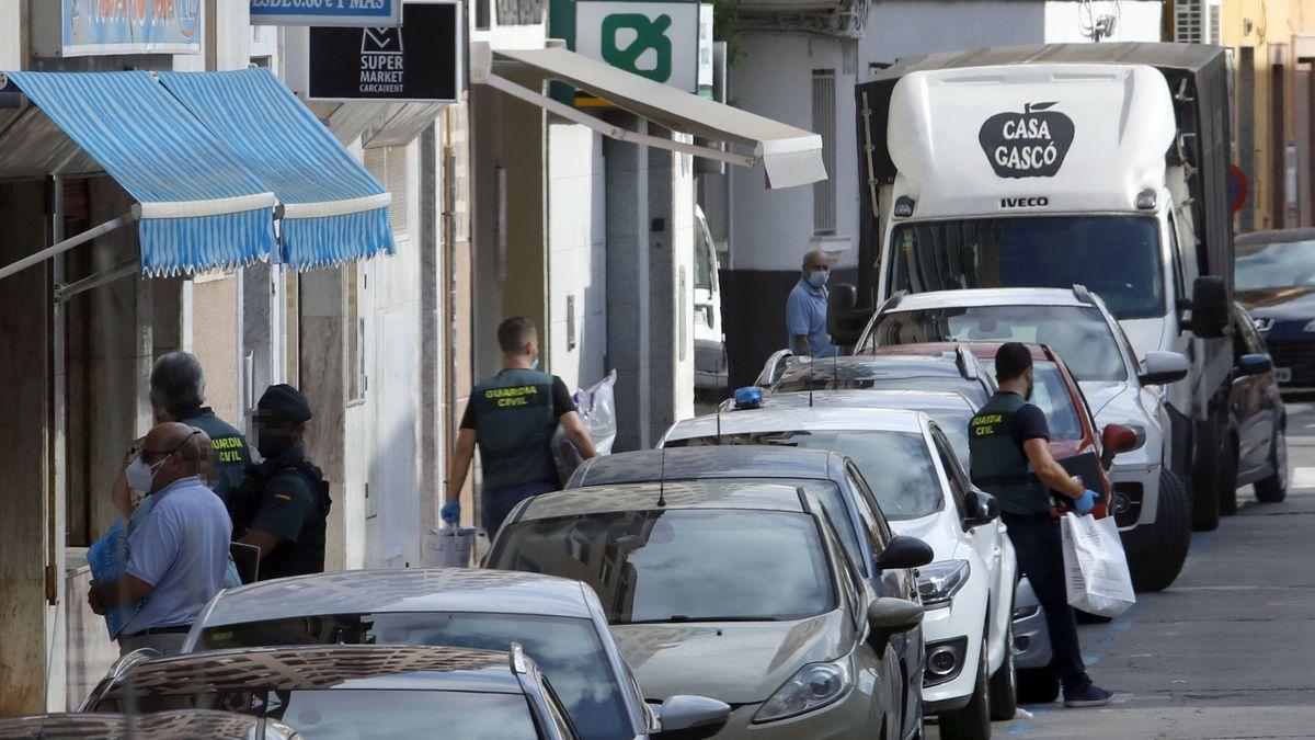 Detenido en Carcaixent el presunto asesino de Florina Gogos