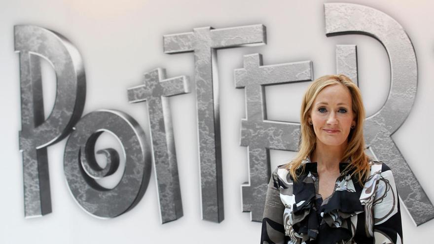J.K. Rowling desmiente ocho mitos sobre el origen de 'Harry Potter'