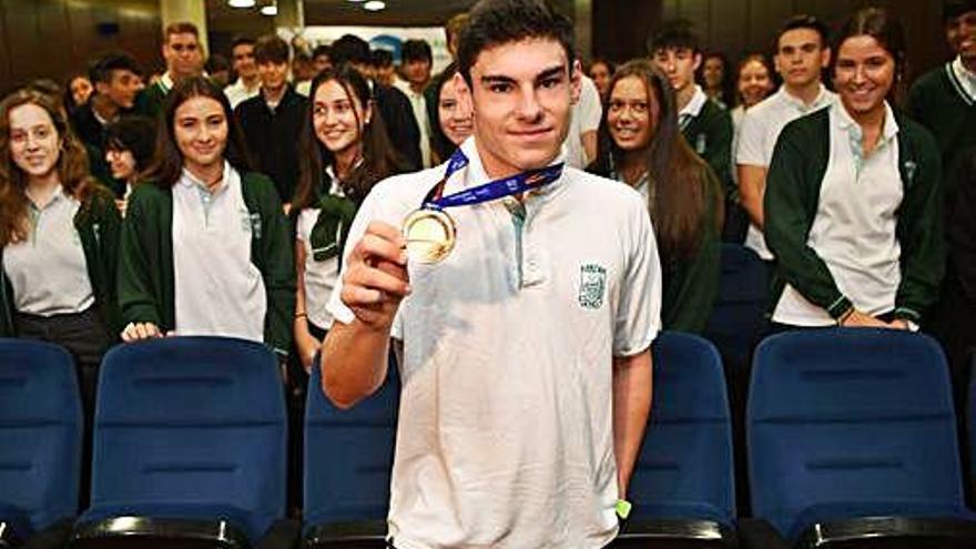 El Liceo se rinde a Jacobo Garrido