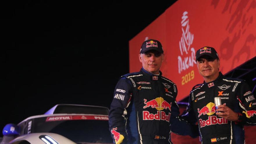 ¿Cuándo empieza el rally Dakar?