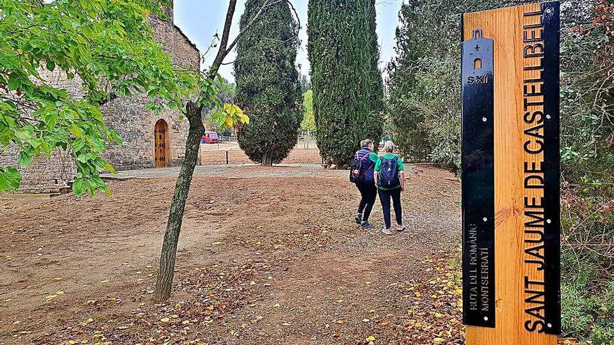 La primera Cursa contra el Càncer de Castellbell i el Vilar aplega més de 160 participants