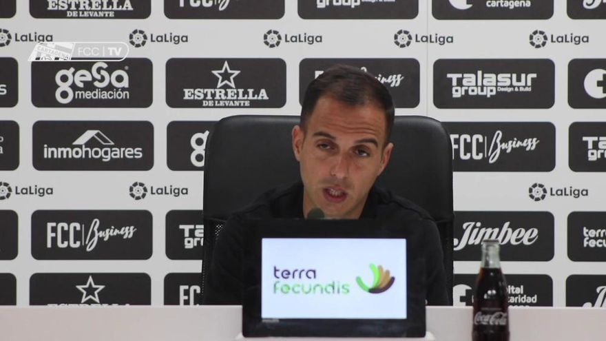 """Borja Jiménez: """"En cualquier momento volverá a jugar Marc Martínez"""