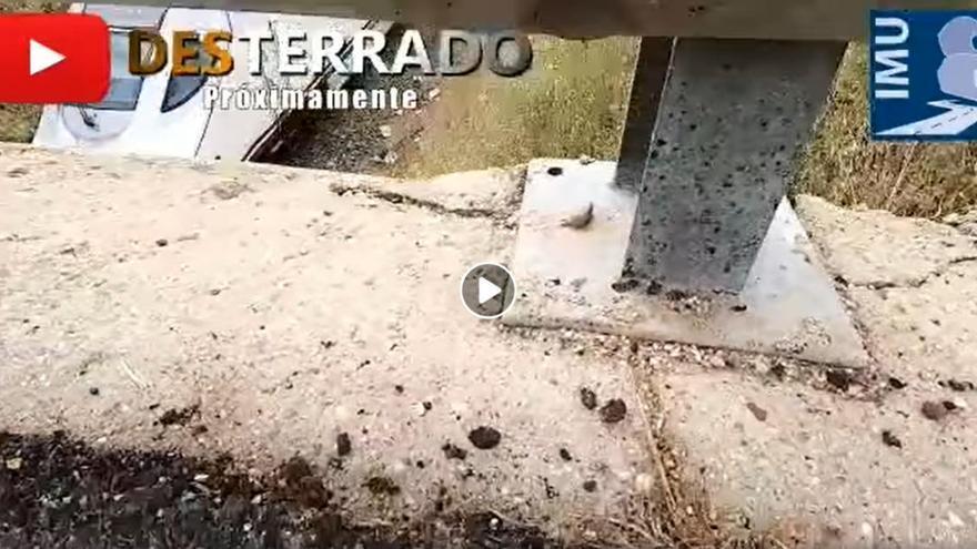 """El accidente de tren de La Hiniesta, una """"chapuza de alto riesgo"""""""
