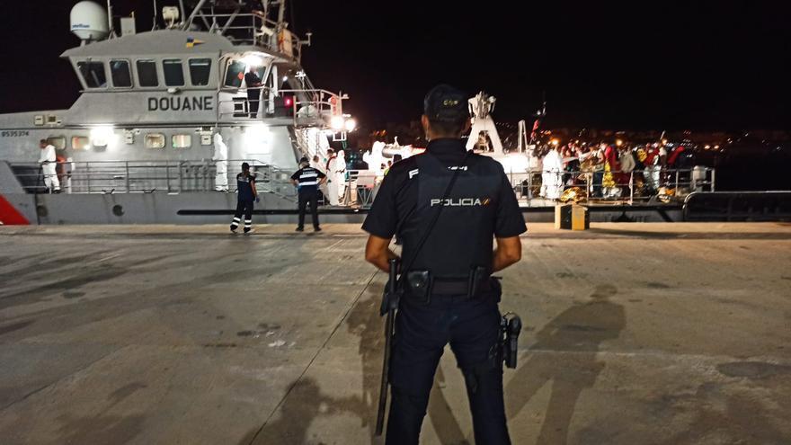 Aluvión de pateras en Baleares: llegan 164 migrantes en una noche