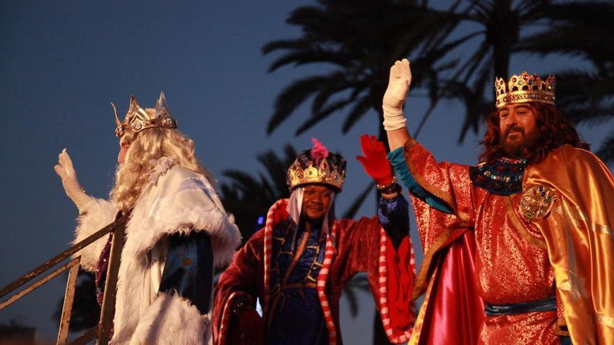 ¿A qué hora llegan los Reyes Magos a los pueblos de Mallorca?