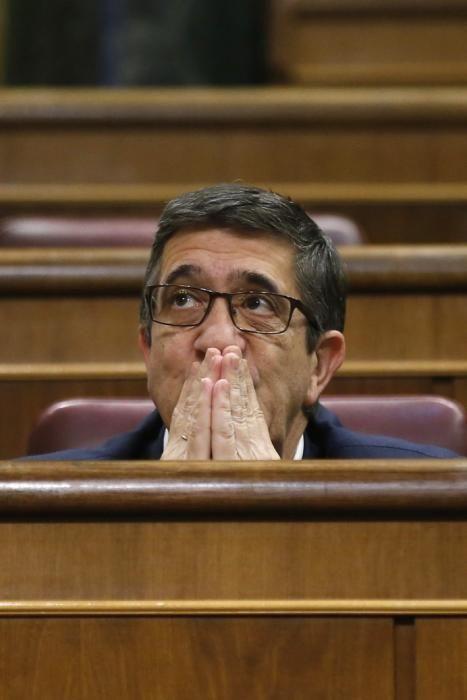 DEBATE DE PRESUPUESTOS EN EL PLENO DEL CONGRESO