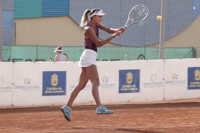 ITF World Tennis Tour Disa Las Palmas Jornada 2