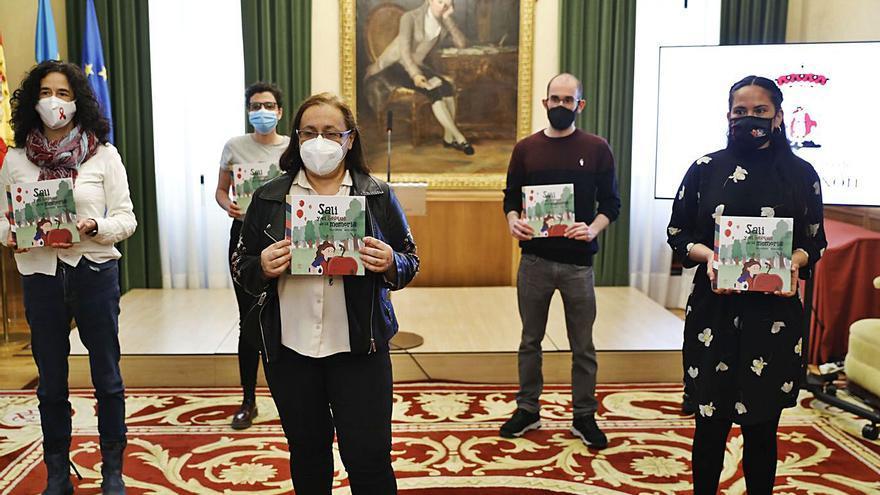 Cuentos contra la discriminación del Comité Antisida de Asturias