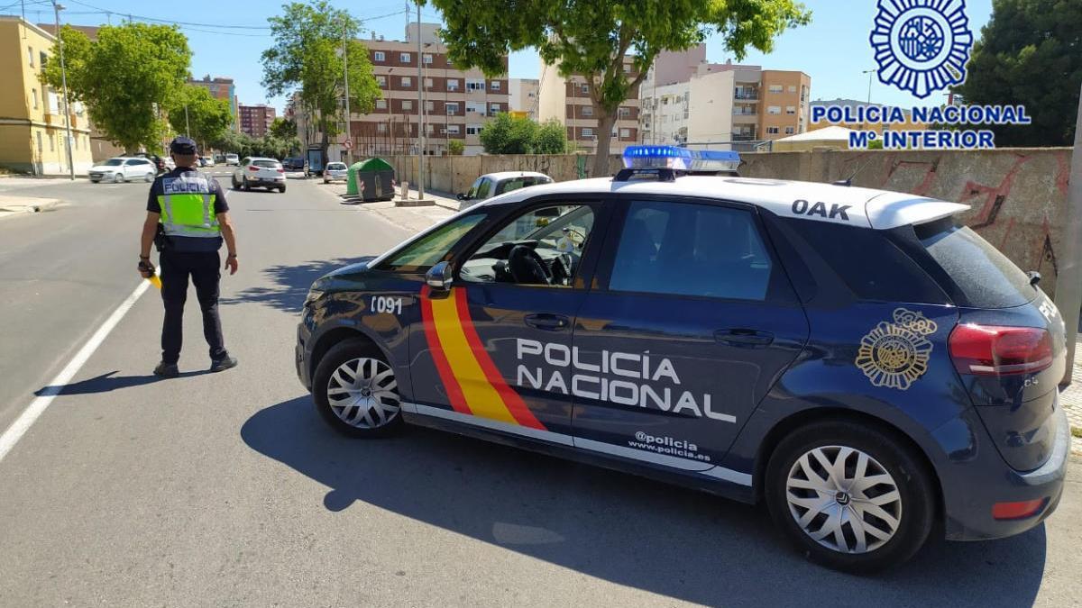 Detenido en Cartagena por robar a obreros de la construcción