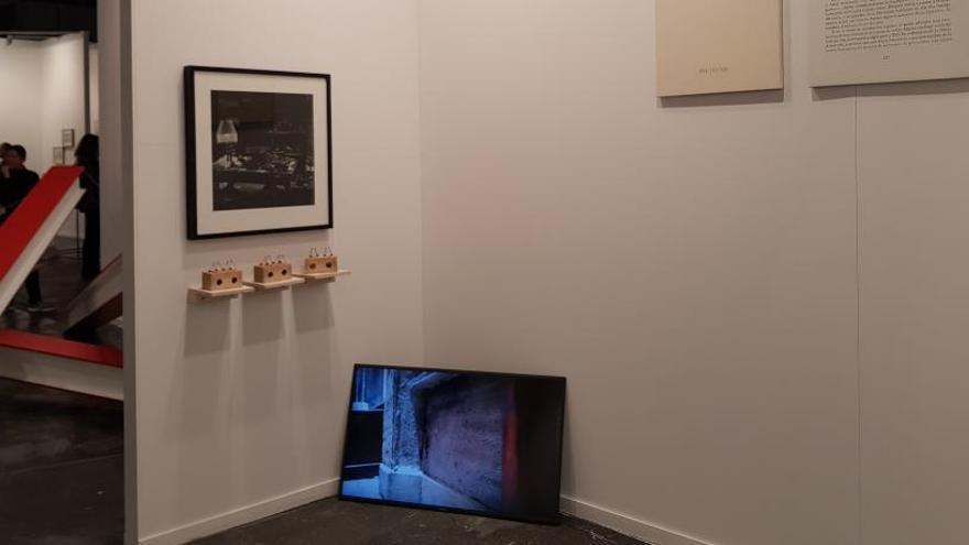 Paseo entre los valencianos del arte en Arco