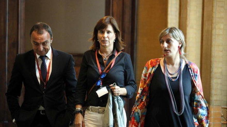 Interior va pagar a Victoria Álvarez amb fons reservats pel seu testimoni sobre els Pujol